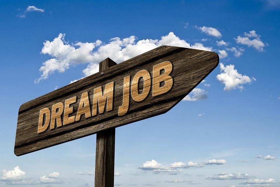 4 kroki do znalezienia pracy w swojej branży